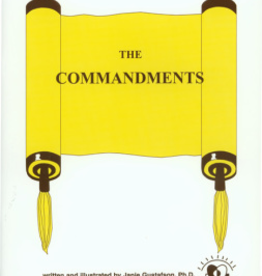 Paulist Press The Commandments, by Janie Gustafson (paperback)