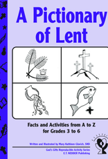 Paulist Press A Pictionary of Lent:  Facts and Activities from A to Z, by Sr. Mary Kathleen Glavich, SND (paperback)