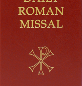 Midwest Theological Forum Daily Roman Missal, Third Edition of the Order of Mass (Hardcover, Burgundy)