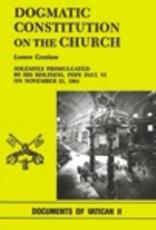 Pauline Dogmatic Constitution on the Church (Lumen Gentium)