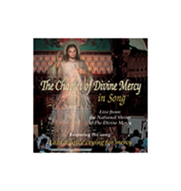 Marian Helpers Chaplet of Divine Mercy in Song CD, from Marian Press