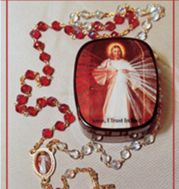 Marian Helpers Chaplet of Divine Mercy Pamphlet, from Marian Press