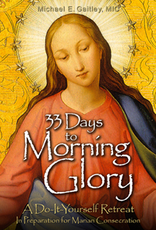Catholic Word Publisher Group 33 Days to Morning Glory, by Br. Michael Gaitley, MIC (paperback)