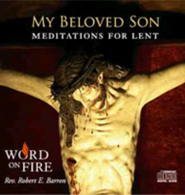 Catholic Word Publisher Group My Beloved Son CD, by Fr. Robert Barron