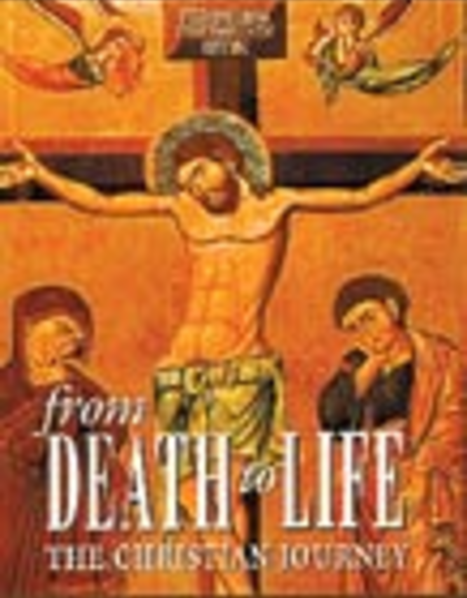 Ignatius Press From Death to Life:  The Christian Journey, by Cristtoph Cardinal Schoenborn (paperback)