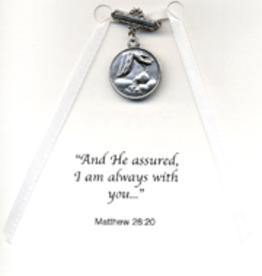 Illumigifts Sacrament Baptism Pin Gift Card
