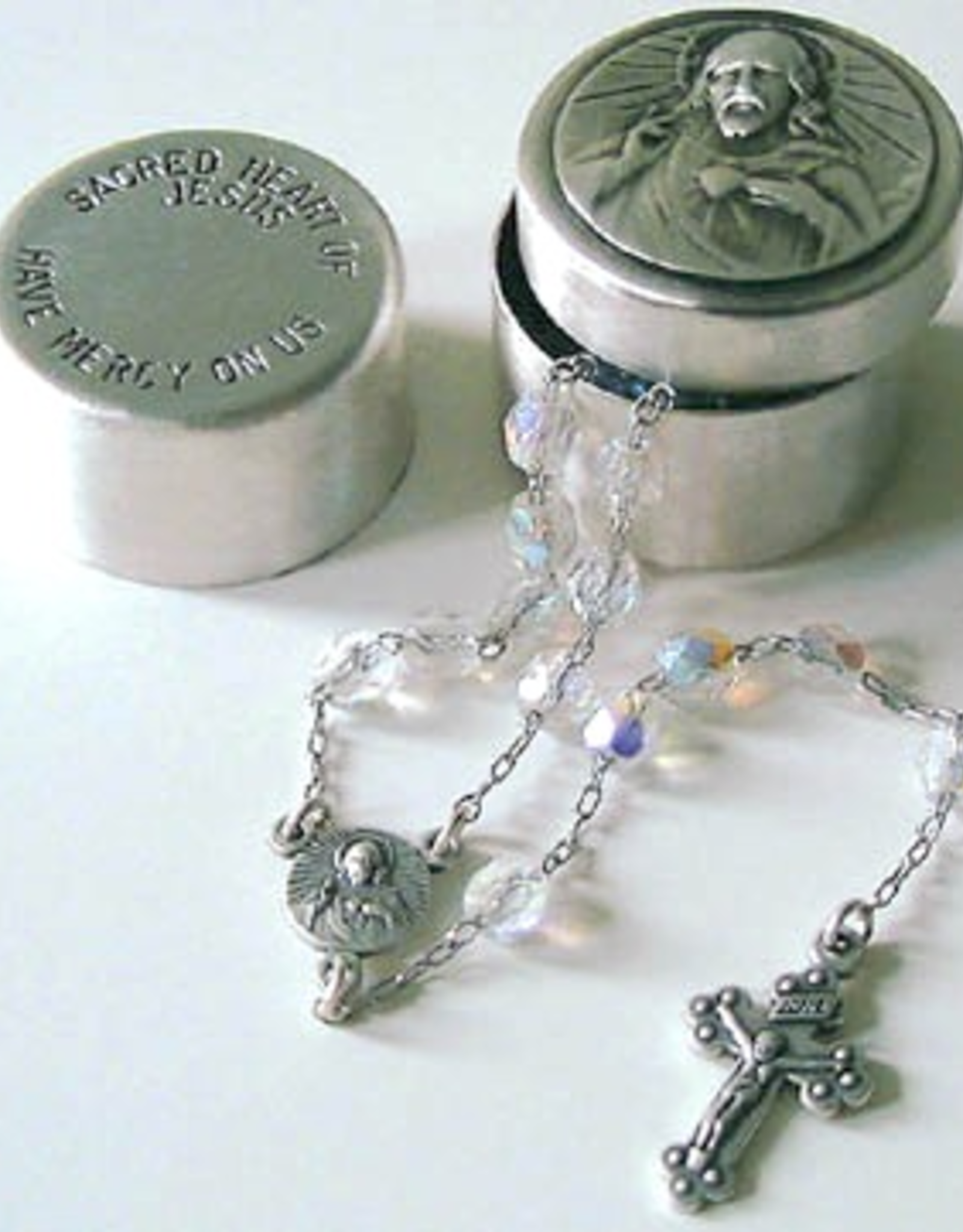 Illumigifts St. Michael Rosary Box