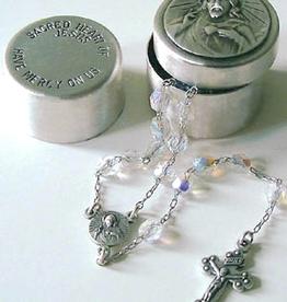 Illumigifts Cross Rosary Box