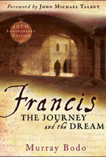 Franciscan Media Francis:  The Journey and the Dream, by Murray Bodo (hardcover)