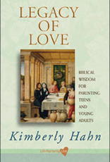 Franciscan Media Legacy of Love, by Kimberly Hahn (paperback)