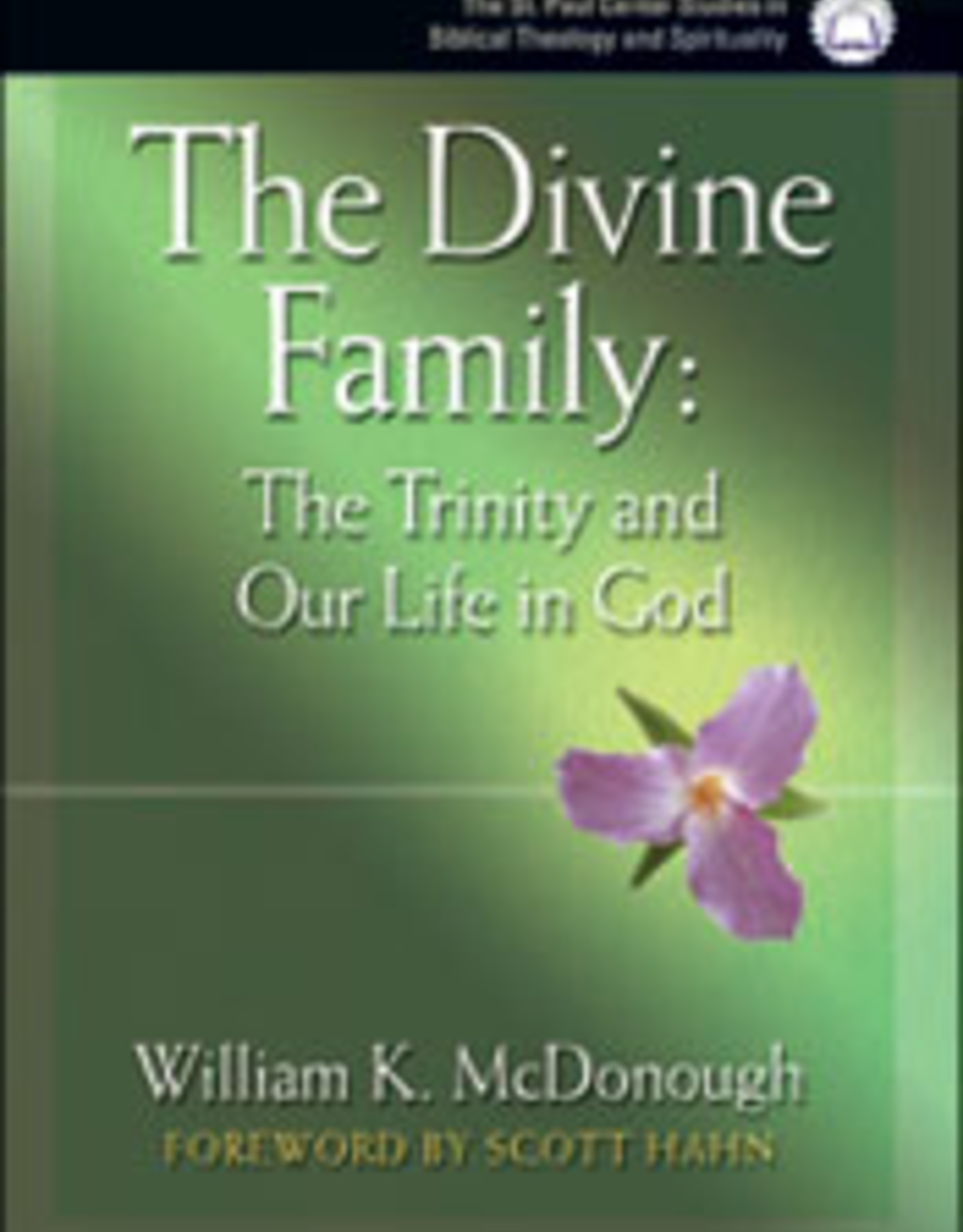 Franciscan Media The Divine Family:  The Trinity and Our Life in God, by William K. McDonough (paperback)