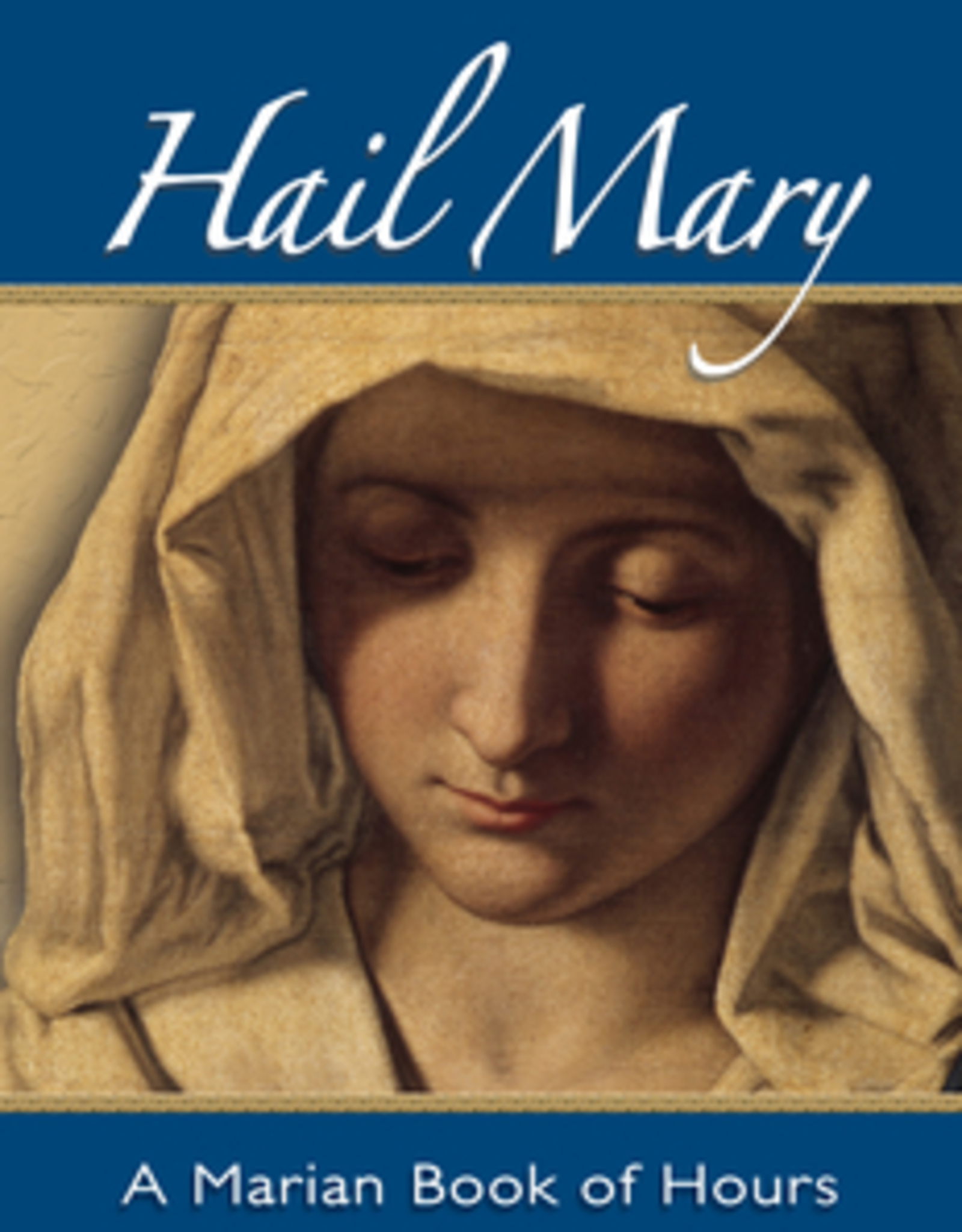 Ave Maria Press Hail Mary:  A Marian Book of Hours, by William Storey (paperback)