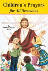 Catholic Book Publishing Children's Prayers for All Occasions, by Lawrence Lovasik (paperback)