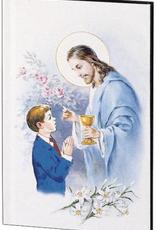 Catholic Book Publishing Boy's First Mass Book (Good Shepherd Edition) (hardcover)