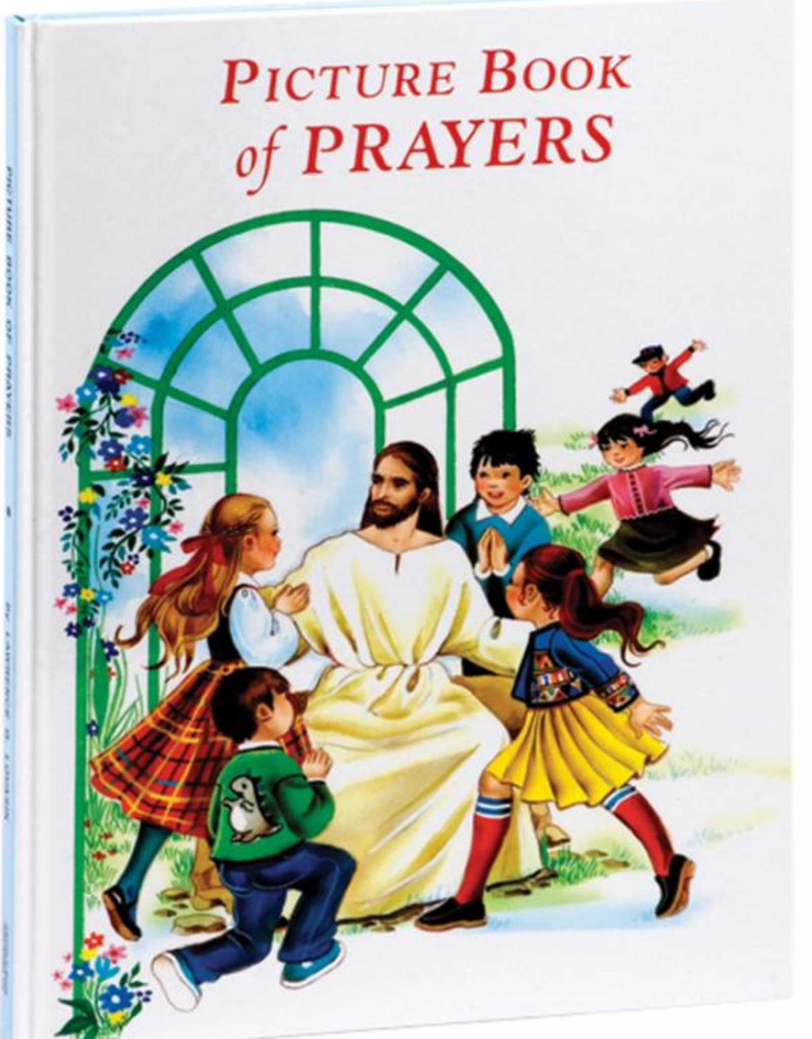 Catholic Book Publishing Picture Book of Prayers (hardcover)