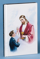 Catholic Book Publishing Boy's First Mass Book (Sacred Heart Edition) (hardcover)