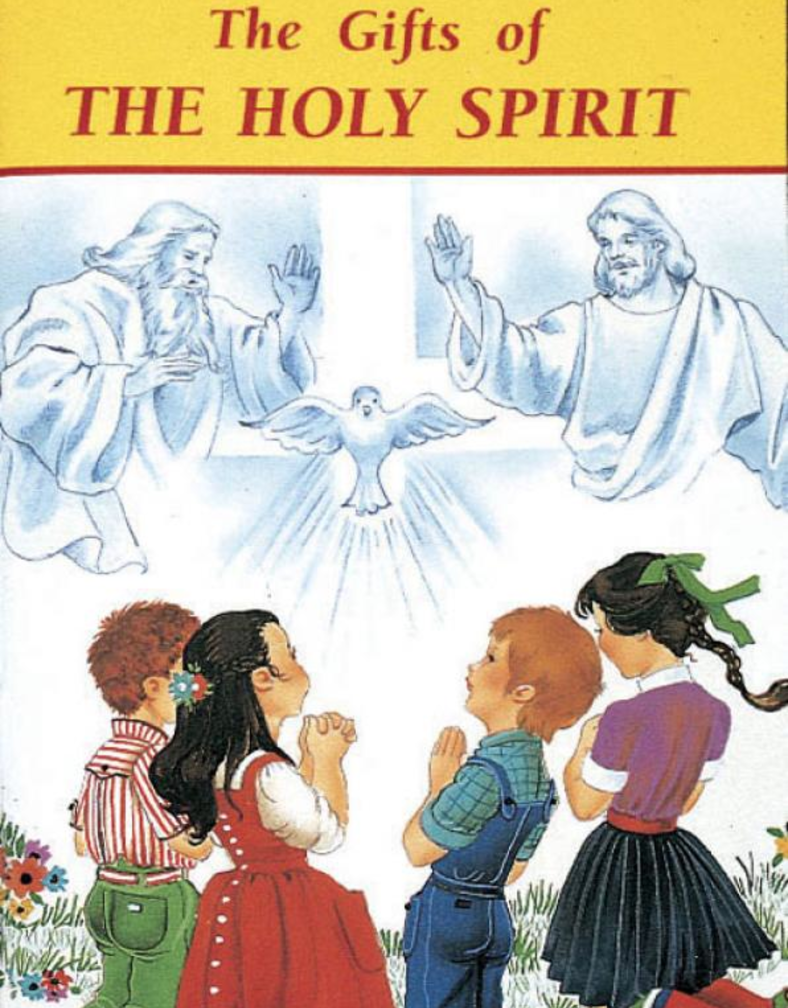 Catholic Book Publishing The Gifts of the Holy Spirit, by Rev. Jude Winkler (paperback)