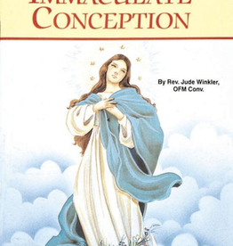 Catholic Book Publishing The Immaculate Conception, by Rev. Jude Winkler (paperback)