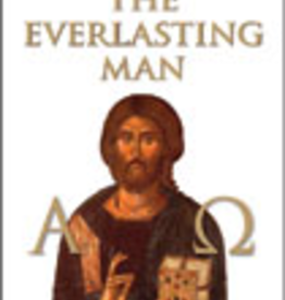 Ignatius Press The Everlasting Man, by G.K. Chesterton (paperback)