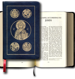 Ignatius Press New Testament and Psalms (RSV) (Leather)