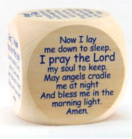 Creator Mundi Bedtime Prayer Cube for Children, by Creator Mundi