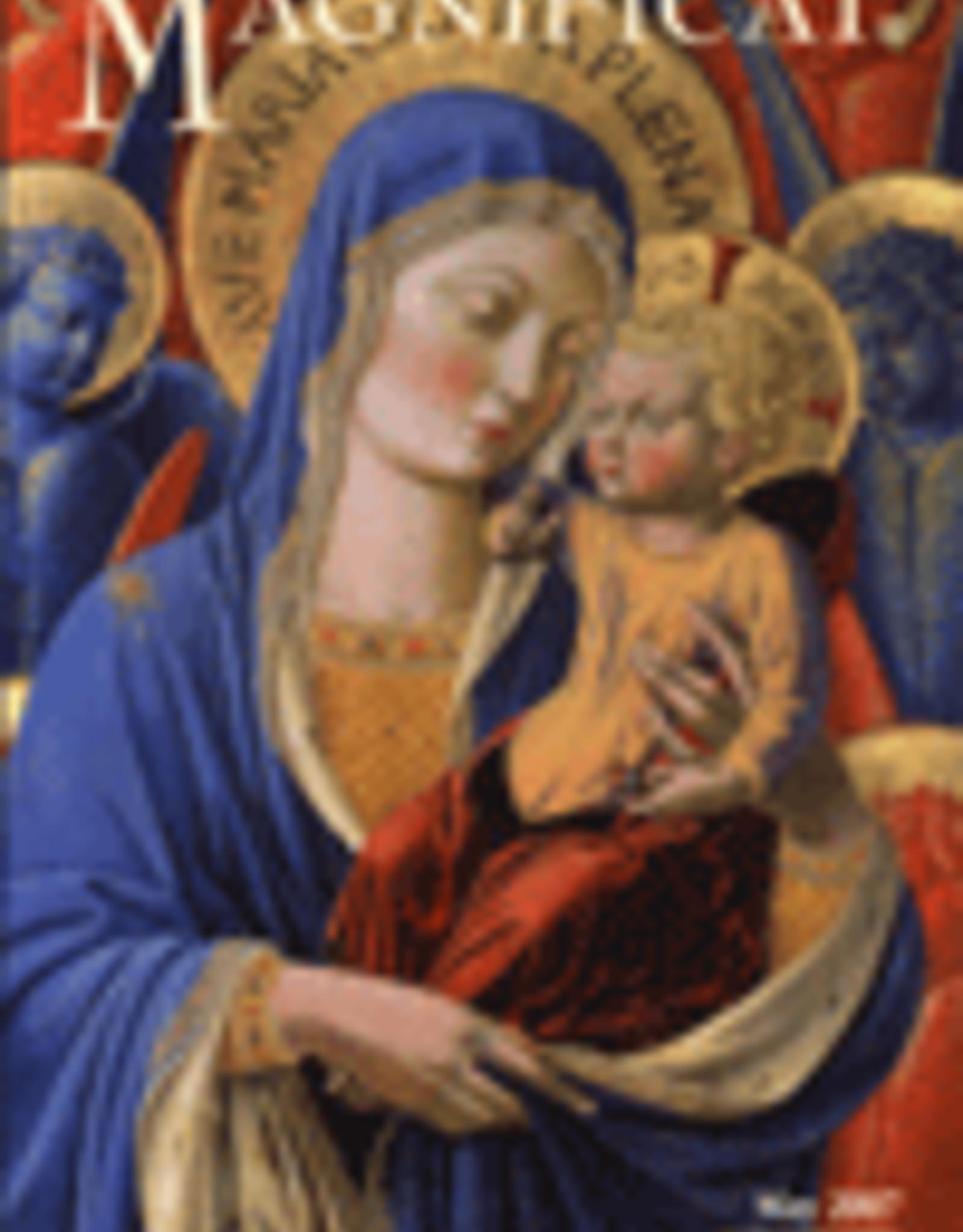 Ignatius Press Magnificat Missal: April