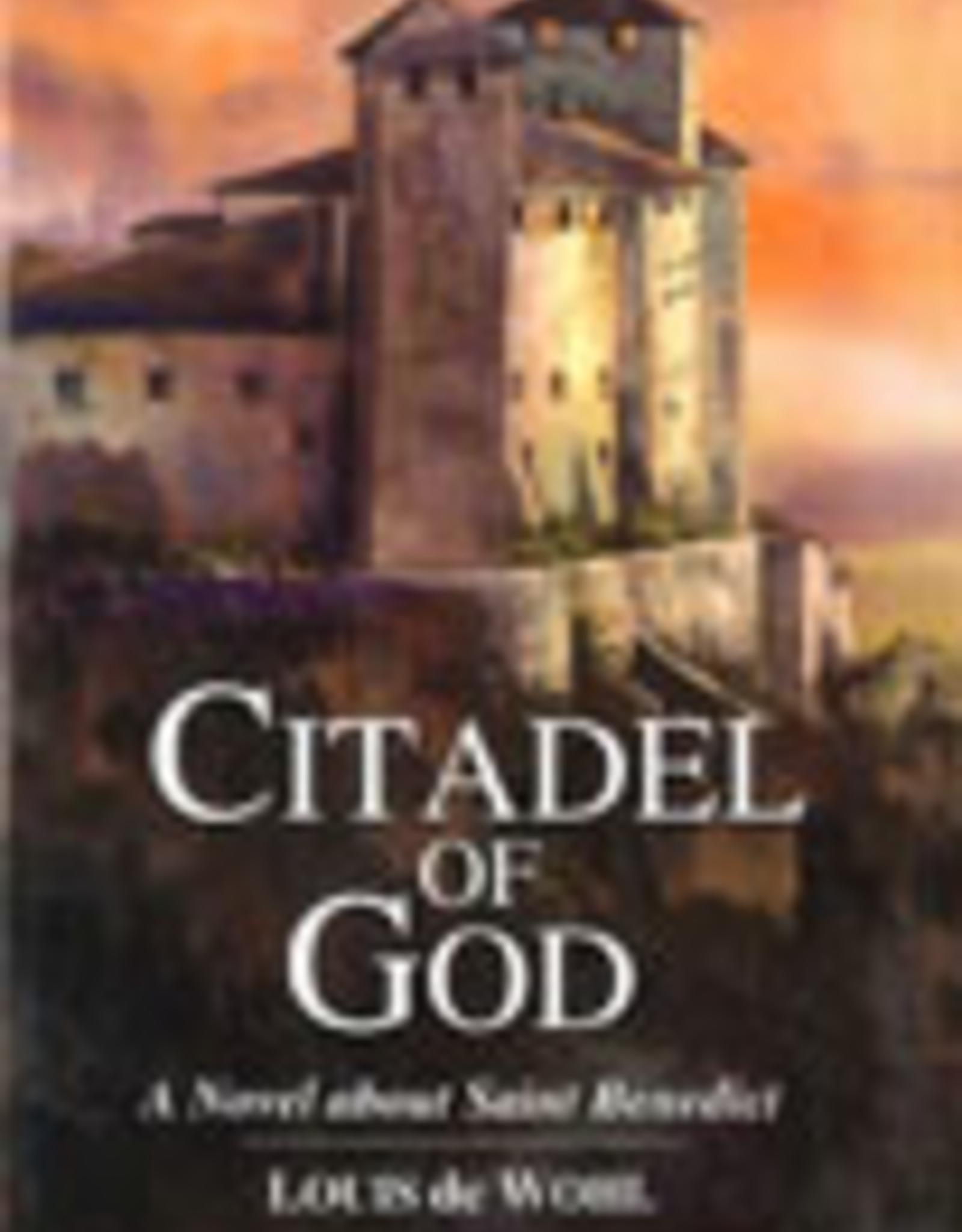 Ignatius Press Citadel of God:  A Novel of Saint Benedict, by Louis de Wohl (paperback)