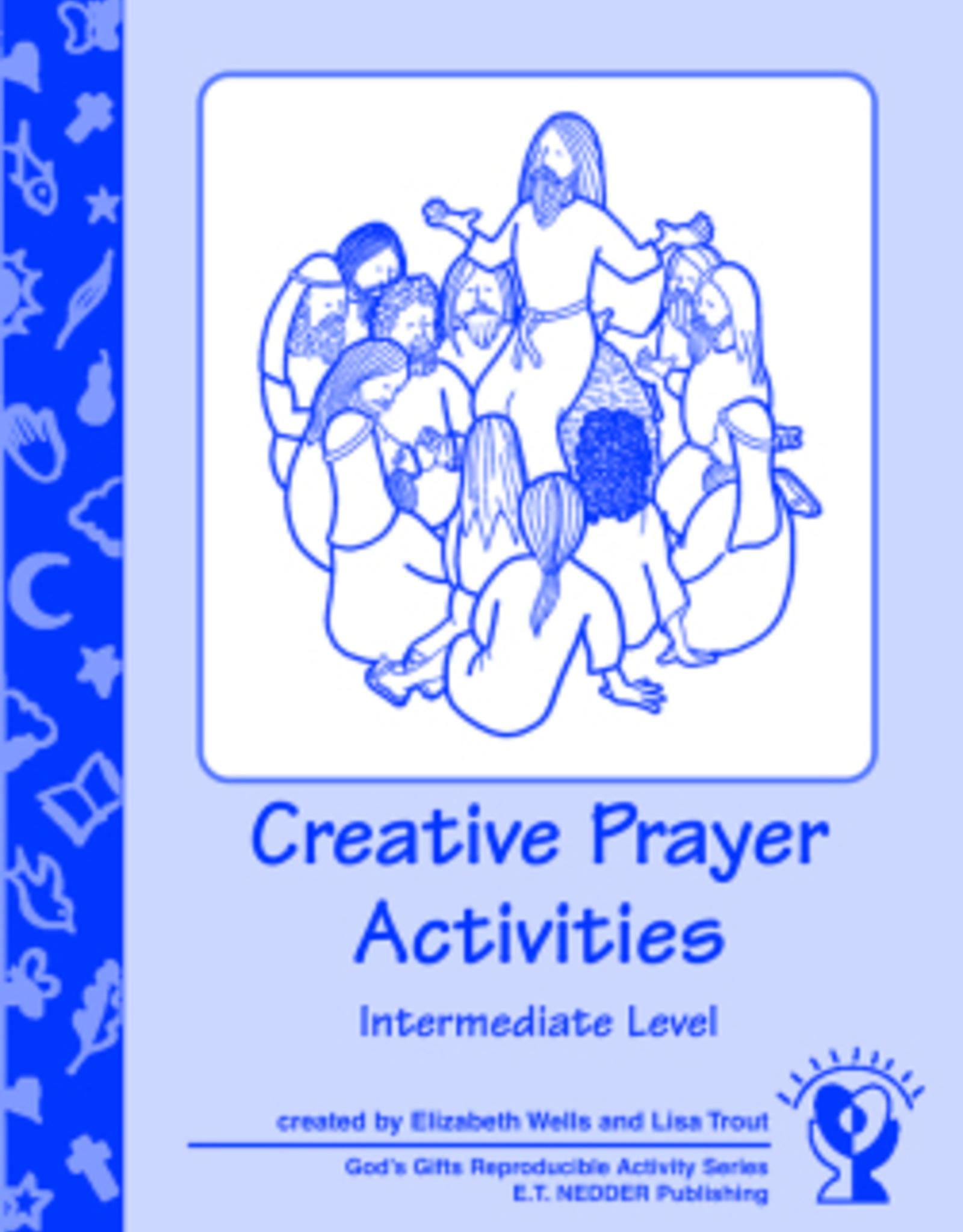 Paulist Press Creative Prayer Activities:  Intermediate Level, by Elizabeth Wells and Lisa Trout (paperback)