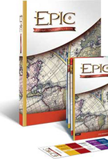 Ascension Press Epic:  Journey Through Church History Study Set (Includes:  Workbook, Chart and Bookmark)