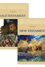 Liturgical Press The New Collegeville Bible Commentary:  Two Volume Old and New Testament Set