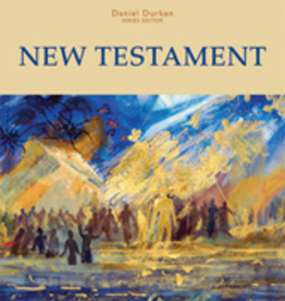 Liturgical Press The New Collegeville Bible Commentary: New Testament, edited by Daniel Durken (paperback)
