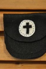 Credo Catholic Credo Catholic Hand Made Felt First Communion Rosary Case (boys)