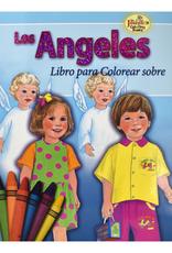 Catholic Book Publishing Libro Para Colorear Sobre Los Angeles