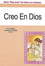 Catholic Book Publishing Credo En Dios, Padre Lorenzo Lavasik