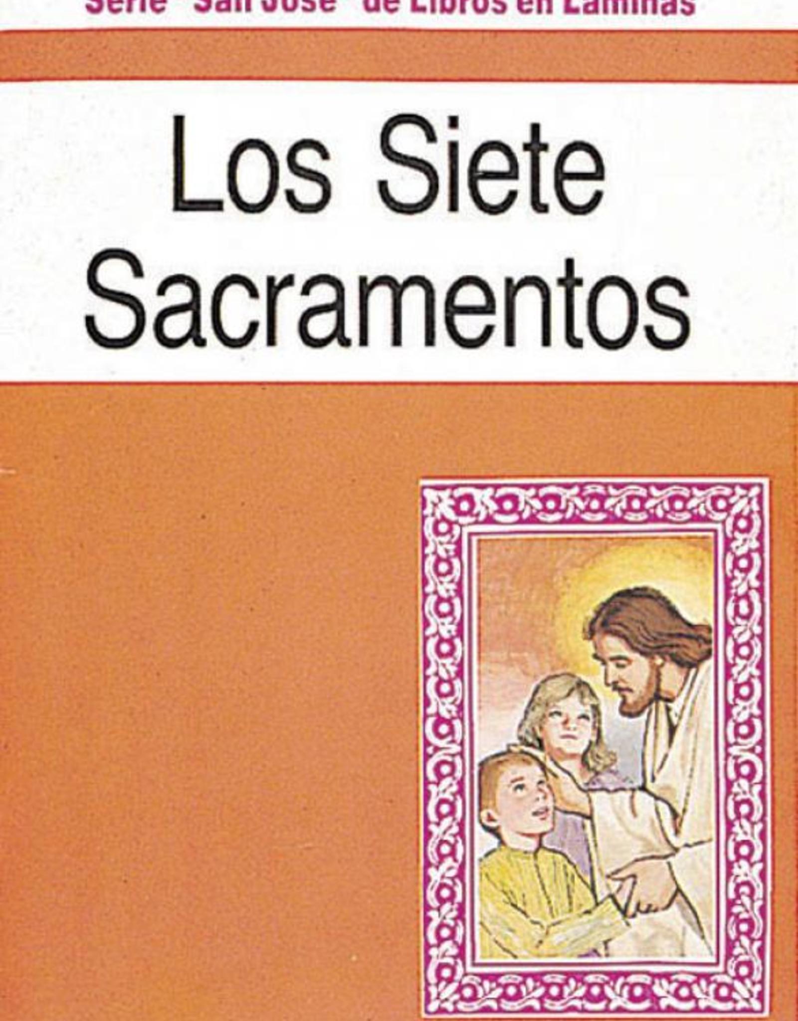 Catholic Book Publishing Los Siete Sacramentos, Padre Lorenzo Lovasik