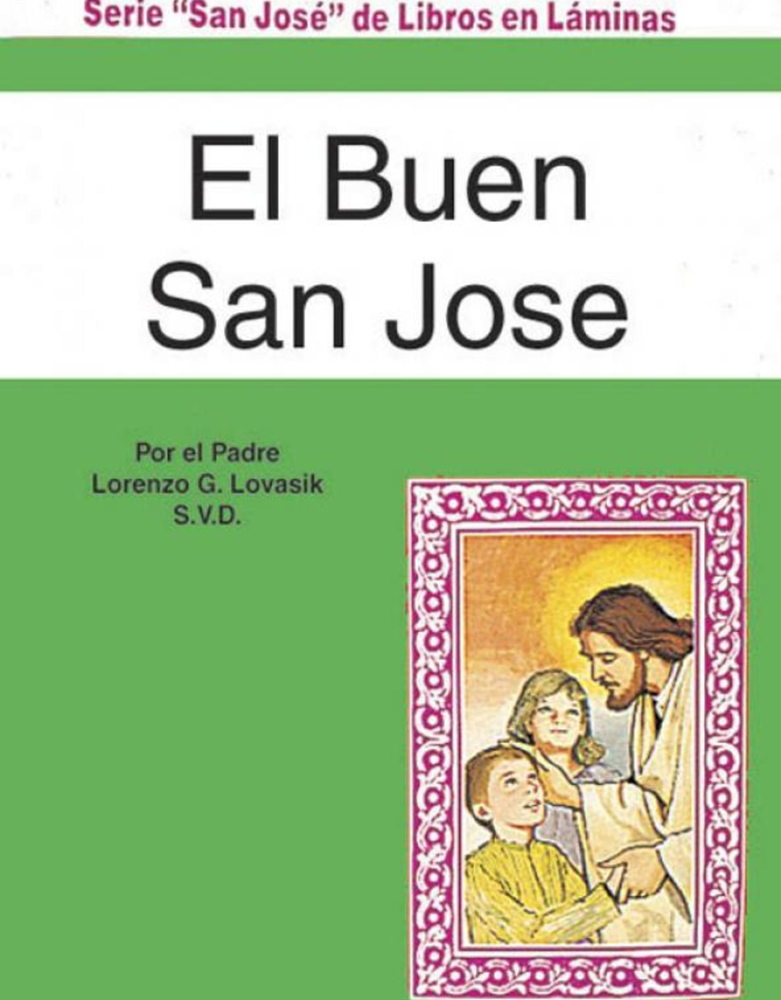 Catholic Book Publishing El Buen San Jose, Padre Lorenzo Lovasik