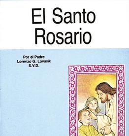 Catholic Book Publishing El Santo Rosario, Padre Lorenzo Lovasik