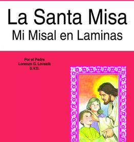 Catholic Book Publishing La Santa Misa, Padre Lorenzo Lovasik