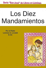Catholic Book Publishing Los Diez Mandamientos, Padre Lorenzo Lovasik