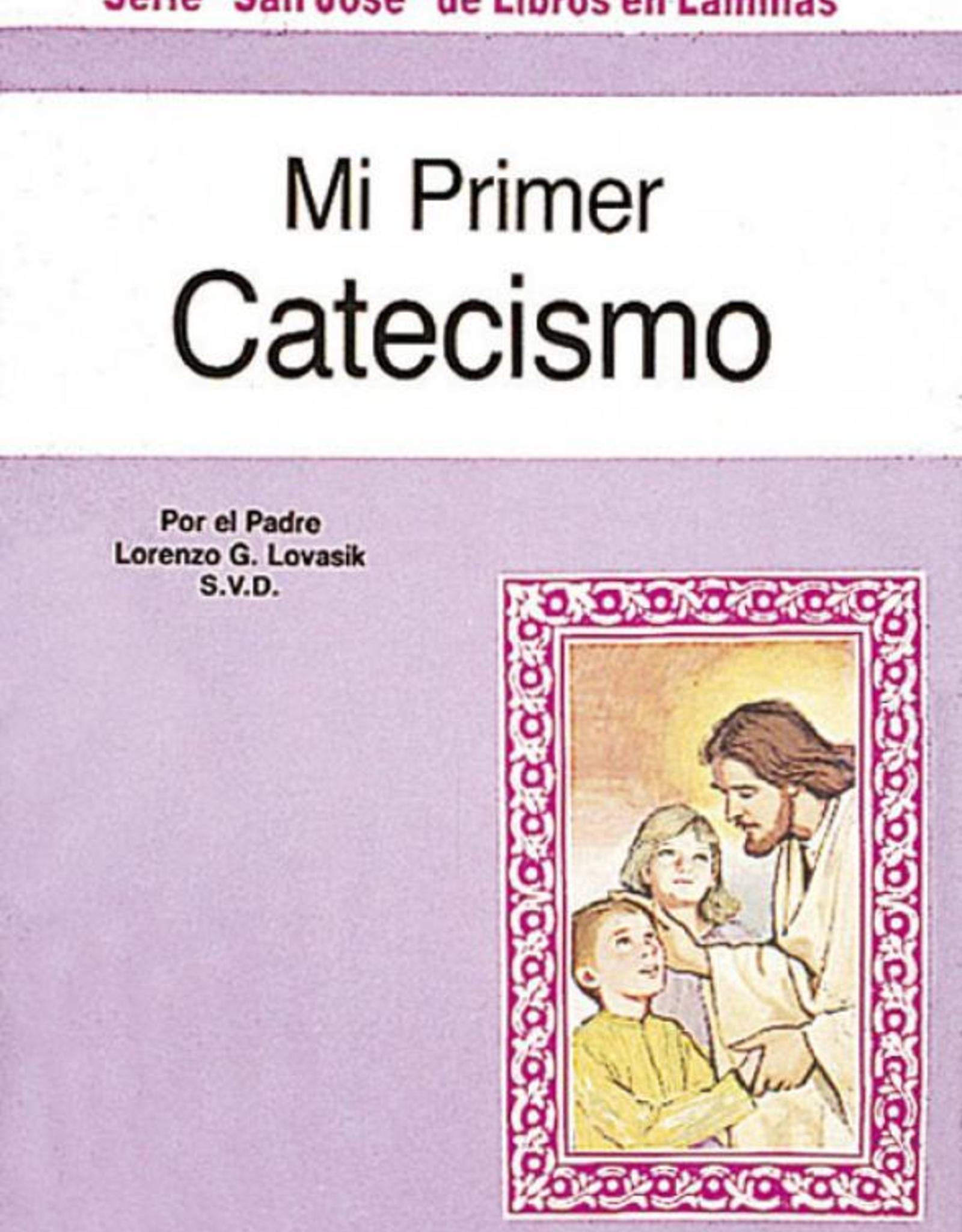 Catholic Book Publishing Mi Primer Catecismo, Padre Lorenzo Lovasik
