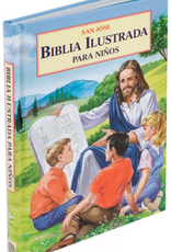 Catholic Book Publishing Biblia Ilustrada Para Ninos