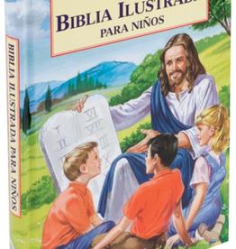 Catholic Book Publishing Biblia Ilustrada Para Ninos