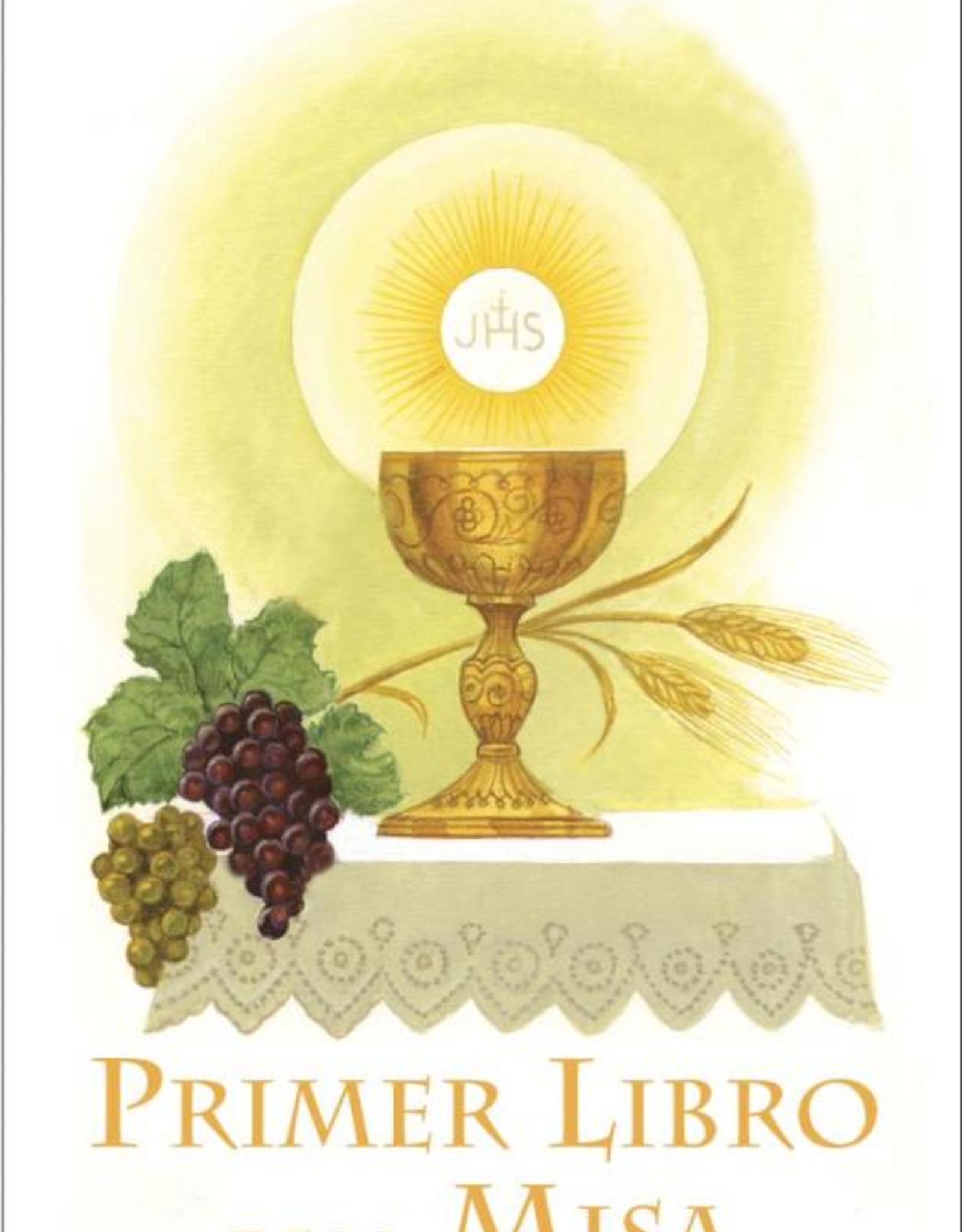 Catholic Book Publishing Primer Libro de la Misa (Por Ninas)