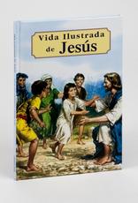 Catholic Book Publishing Vida Ilustrada de Jesus, Padre Lorenzo Lovasik