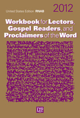 Liturgical Training Press Workbook for Lectors, Gospel Readers and Proclaimers of the Word (2012 US Edition)