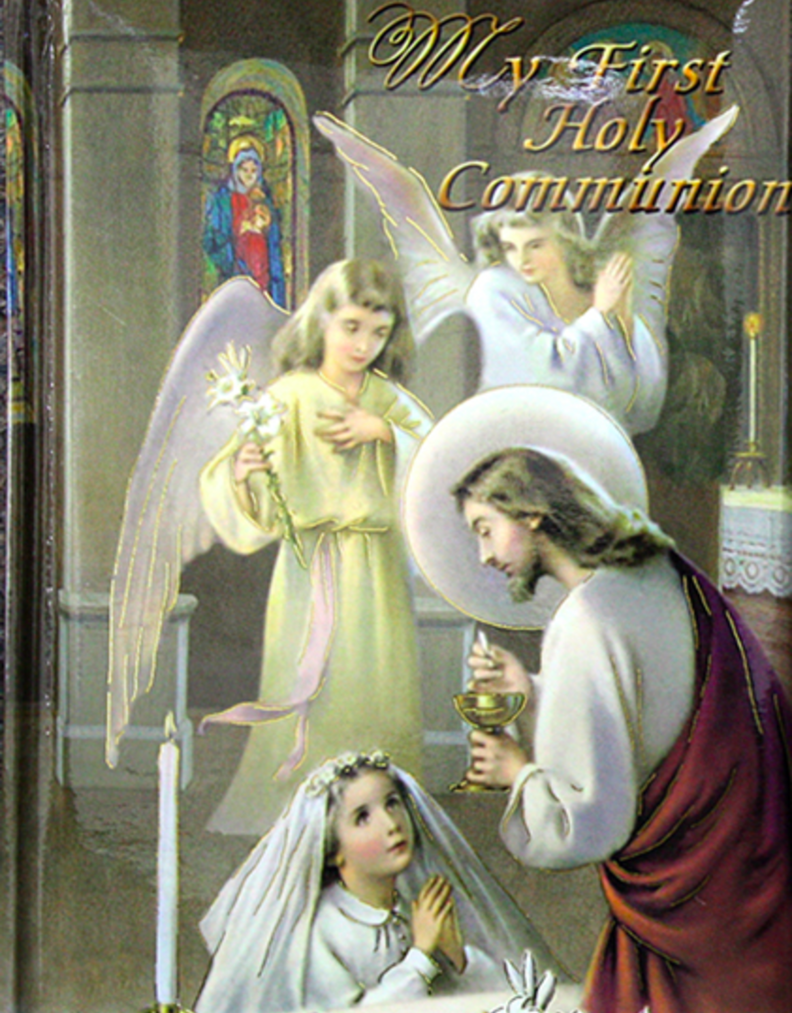 San Francis Imports Girl's First Communion Missal