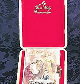 San Francis Imports Boy's Deluxe First Communion Missal