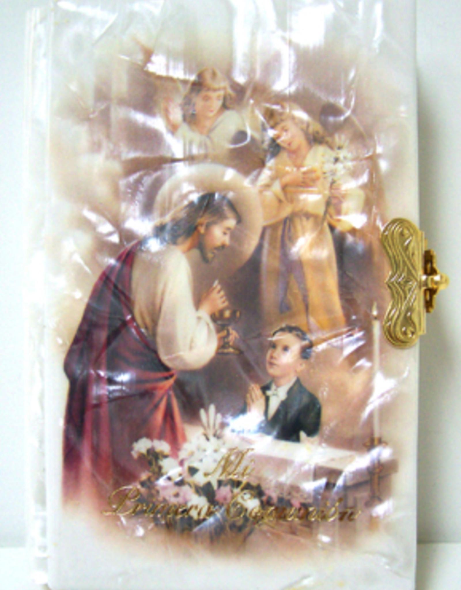 San Francis Imports Primer Libro de la Misa (Por Ni̱os, en espa̱ol--deluxe)