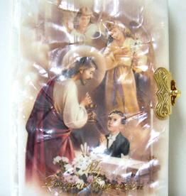 San Francis Imports Primer Libro de la Misa (Por NiÌÄå±os, en espaÌÄå±ol--deluxe)