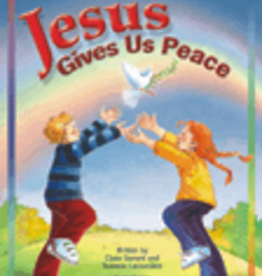 Pauline Jesus Gives Us Peace: The Sacrament of Reconciliation, by Claire Dumont (paperback)